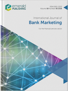 International Journal Of Bank Marketing Emerald Publishing