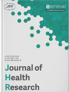 Journal of Health Research   Emerald Publishing