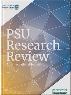 Psu Research Review An International Journal Emerald Publishing