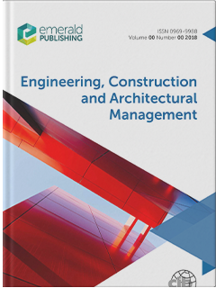 Engineering Construction And Architectural Management Emerald Publishing
