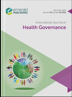 International Journal of Health Governance   Emerald ...