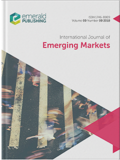 International Journal Of Emerging Markets Emerald Publishing
