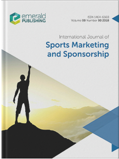 International Journal Of Sports Marketing And Sponsorship Emerald Publishing