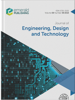 Journal Of Engineering Design And Technology Emerald Publishing