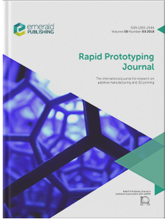 Rapid Prototyping Journal Emerald Publishing