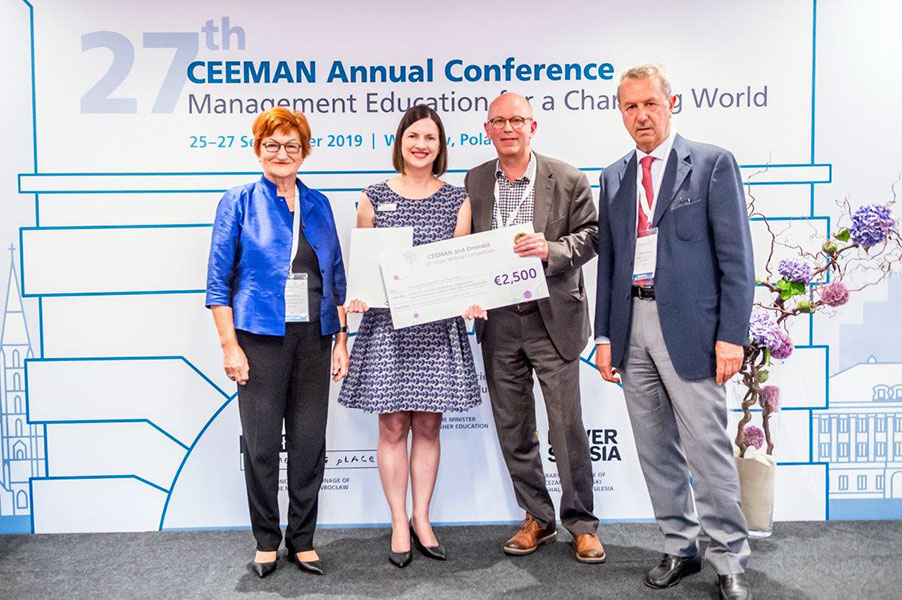 CEEMAN Case Writing Competition 2019 winners