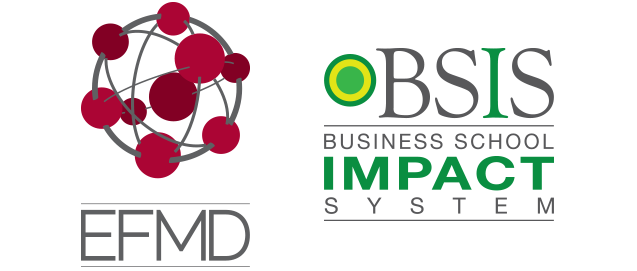 EFMD and BSIS logos