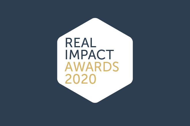 Real impact awards
